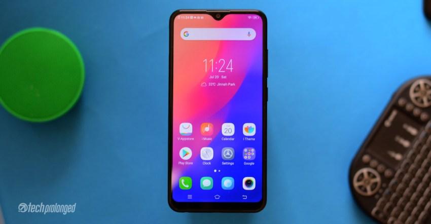 Vivo Y90 Screen Size