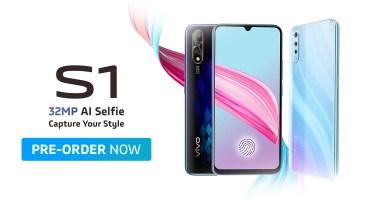 Vivo S1 Pakistan launch