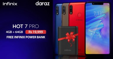Infinix Hot 7 Pro - 64GB 4GB Pakistan