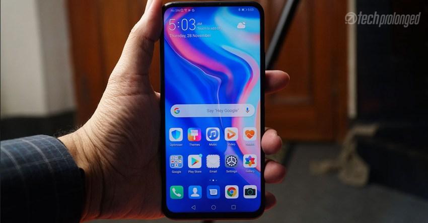 Huawei Y9s Full-View Screen