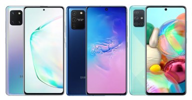 Galaxy Note10 Lite and S10 Lite in Pakistan
