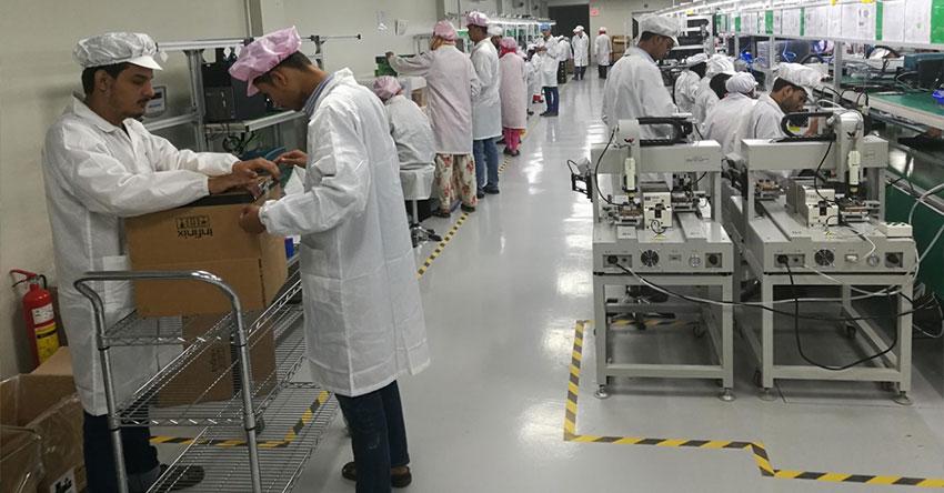 Infinix Manufacturing Plant Pakistan