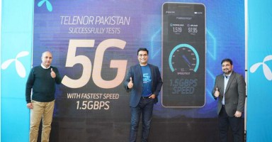 Telenor 5G Pakistan