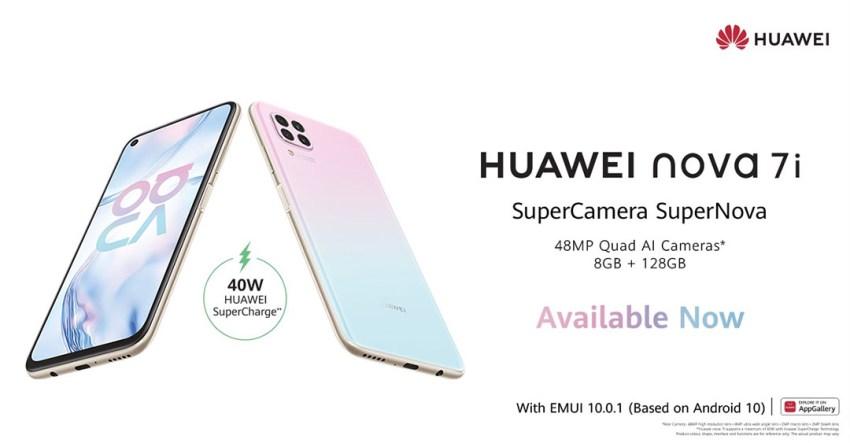 Huawei Nova 7i Pakistan Price