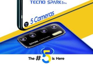 Tecno Spark 5 and Spark 5 Pro