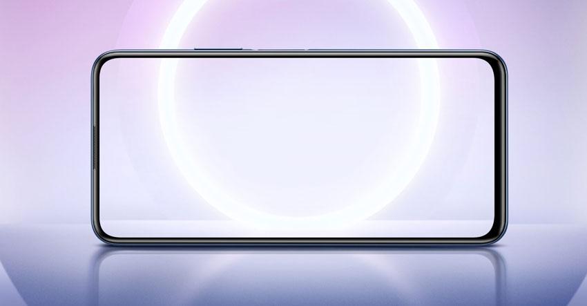 Huawei Y9a Screen