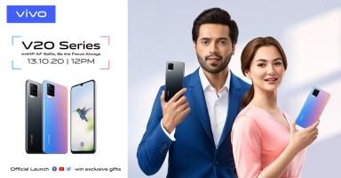 Vivo V20 Pakistan Launch Price Specs