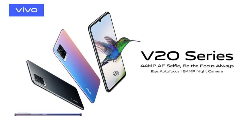 Vivo V20 Price in Pakistan