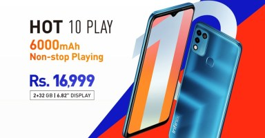 Infinix HOT 10 Play Price Pakistan