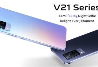 Vivo V21 Featured