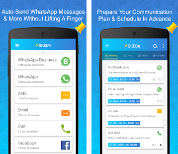 Top Best Android Apps To Schedule Whatsapp Messages