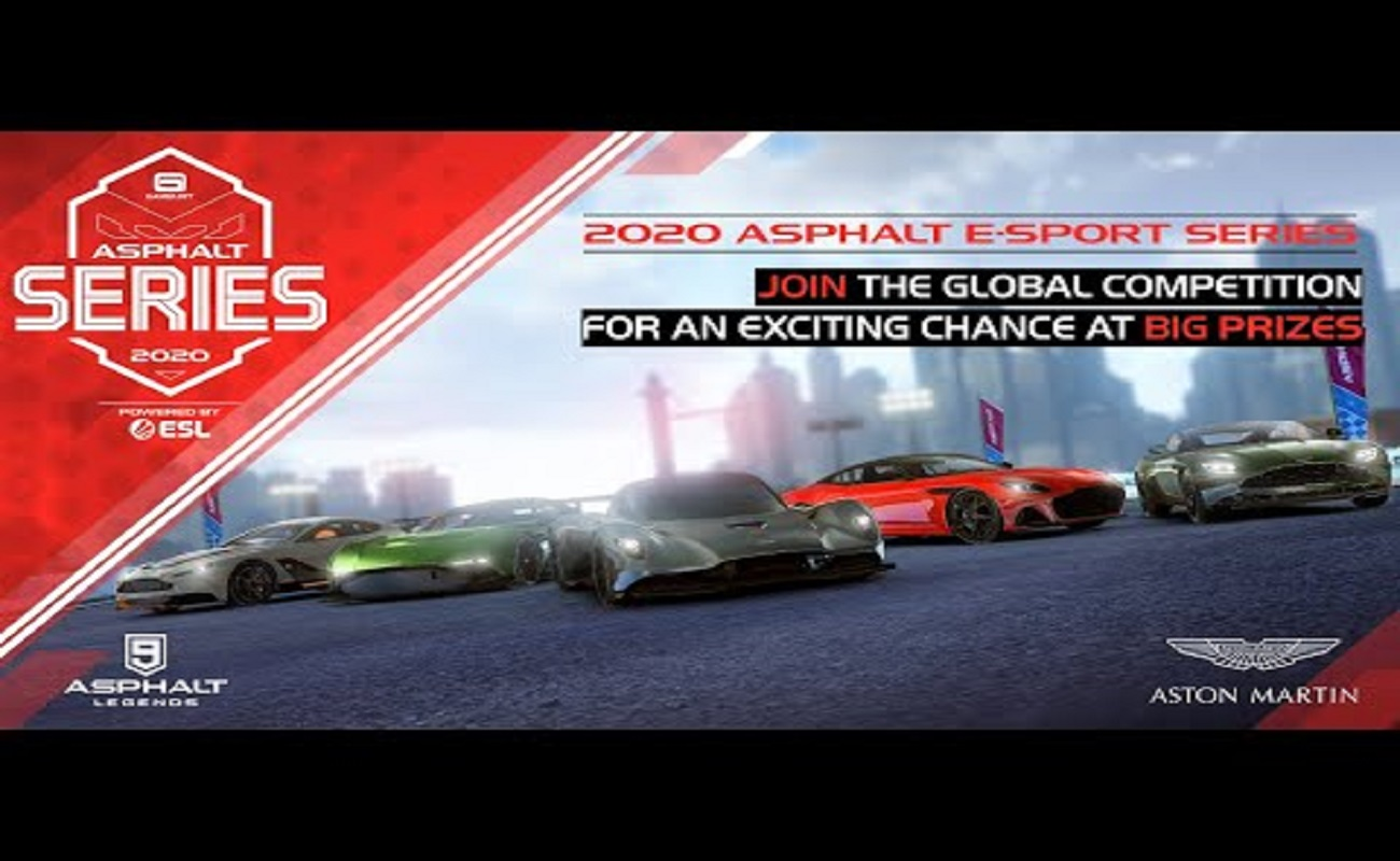 Asphalt Racing Game Series
