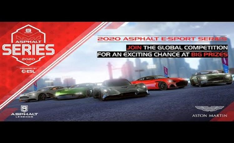 Asphalt Racing Game Series