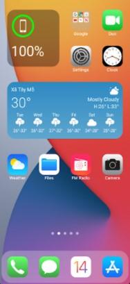 Screenshots of Launcher iOS 14 Apk