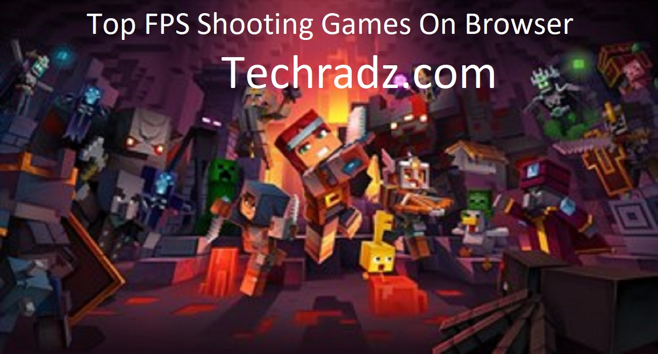Top FPS Shooting Games On Browser