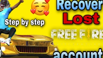 Best Way To Recover Lost Free Fire Accounts In 2021