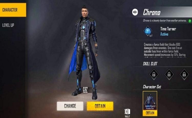 Chrono FF Hero