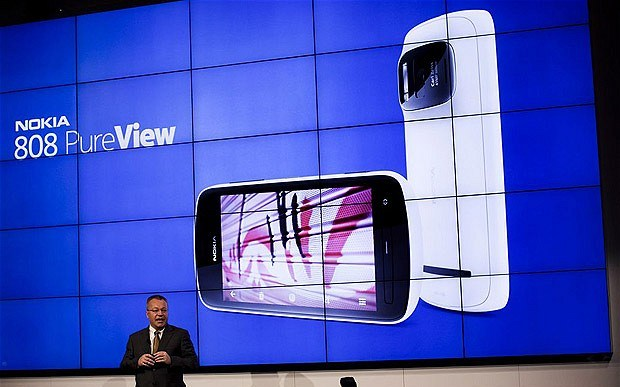 What is Nokia PureView Technology?
