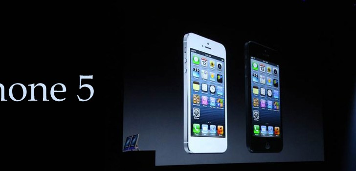 Apple announces iPhone 5 – Find out what is new