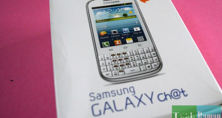 Samsung Galaxy Chat B5330 – review