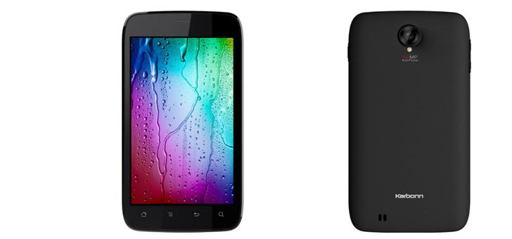 Karbonn Smart A111 – A 5-inch dual SIM, dual core smartphone