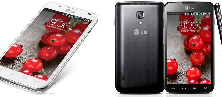 The second generation LG Optimus L7 II Dual now in India, priced at Rs 18,650