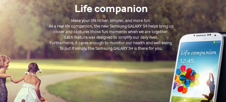 10 best features of Samsung Galaxy S4
