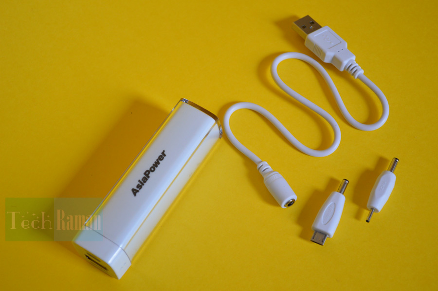 Powerbank-2200-cable