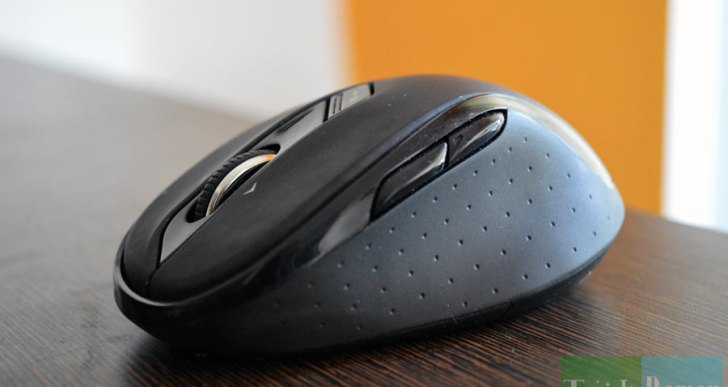 Rapoo 7100P review – A wireless 4D scrolling optical mouse