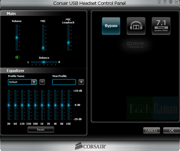corsair-vengeance-1500-control-panel