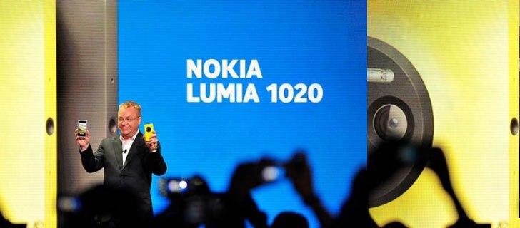 Say hello to Nokia Lumia 1020, a 41-megapixel Windows Phone camera