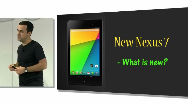 New Nexus 7 vs old Nexus 7 – Know the differences