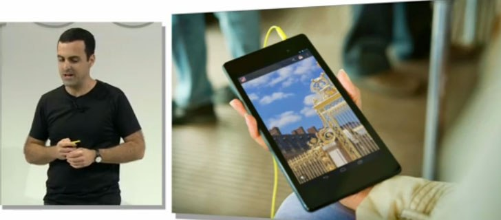 New Nexus 7 announced: Thinner, lighter and with higher-res display