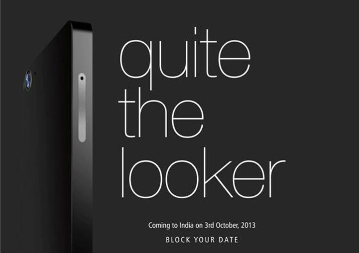 Gionee Elife E6 India launch marked for October 3