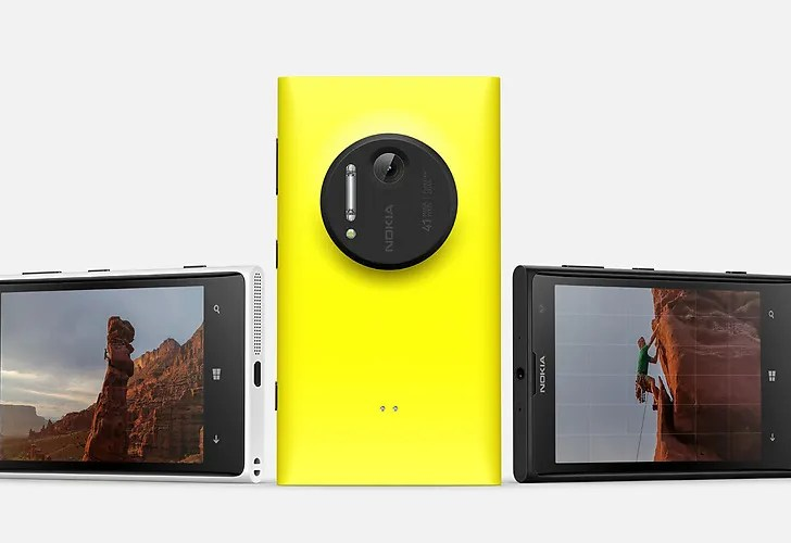 Nokia Lumia 1020 with 41-megapixel camera launched in India