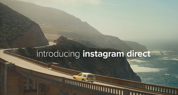 Instagram unveils Instagram Direct, a direct photo and video messaging feature
