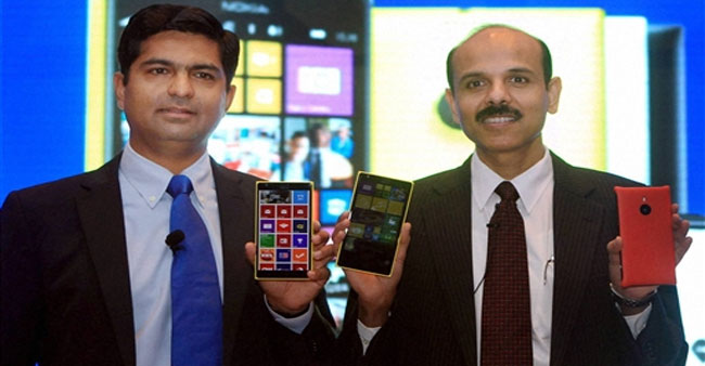 Nokia Lumia 1520, the first Windows phablet launched in India for Rs 46,999