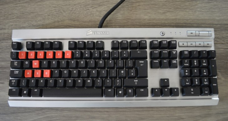 Corsair Vengeance K60 Review