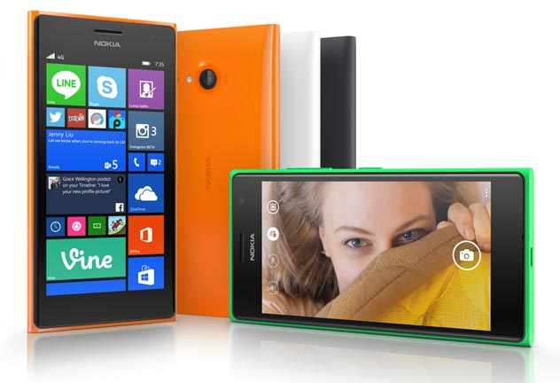 Microsoft delivers the selfie shutter with Nokia Lumia 730 and Lumia 735