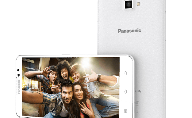 Panasonic Eluga S, Selfie Phone with Octo-core processor launched at Rs 11,190