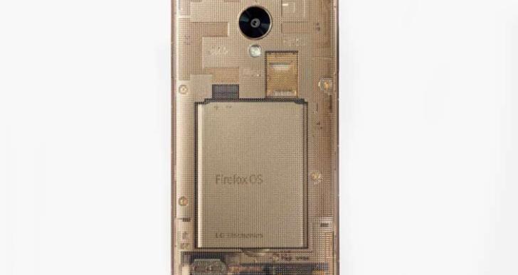Meet LG Fx0, A Firefox OS Smartphone that literally bares it all