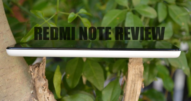 Xiaomi Redmi Note Review – A smartphone with a big heart at compact price
