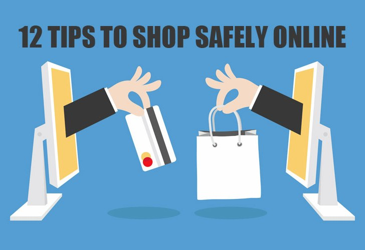 Tempting deals? 12 tips to shop safely online