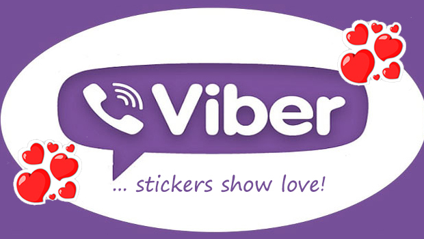 Viber Stickers: Here is the top 5 love stickers and how the countries use them