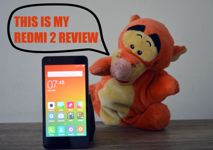 Redmi 2 Review – Check out our Puppet style Video!