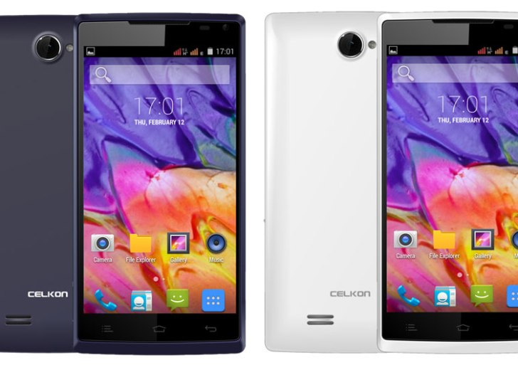 Celkon Campus A518 has a big display, affordable price