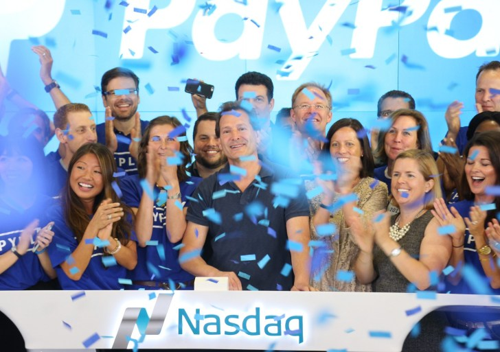 It's homecoming for PayPal: Gets listed again in NASDAQ, after 13 years with eBay