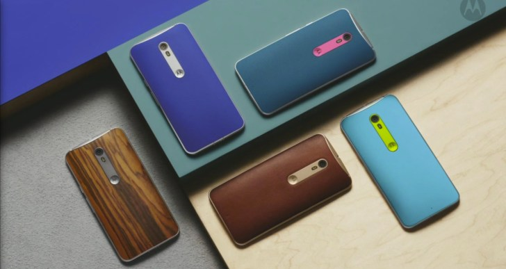 Motorola Moto X Style with QHD display, 3GB RAM launched in India for Rs 31,999