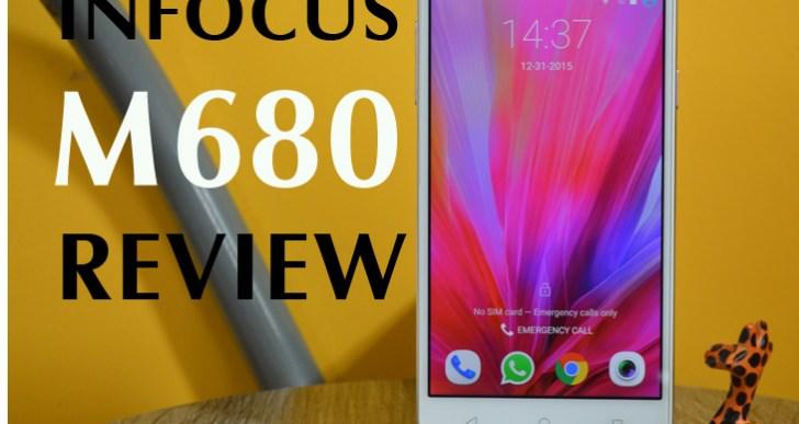 InFocus M680 Review