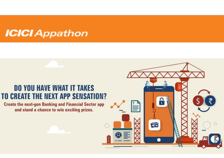 Got a flair for App development? Take up the #ICICIAppathon challenge